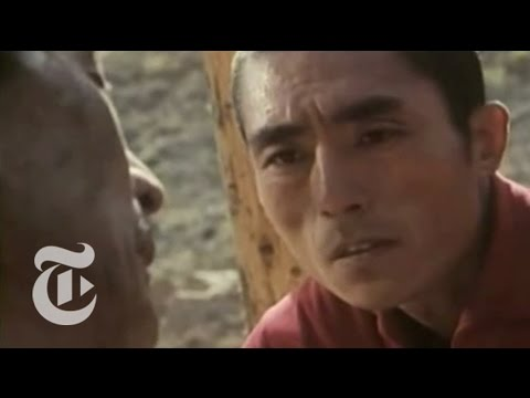 Behind the Scenes: Zhang Yimou | The New York Times