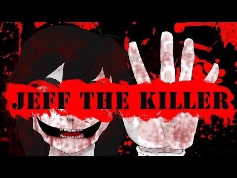 Jeff the Killer - CreepyPasta & SpeedPaint