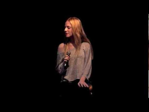Hit The Ground (Lizz Wright) Cover By Bibi -DEMO-