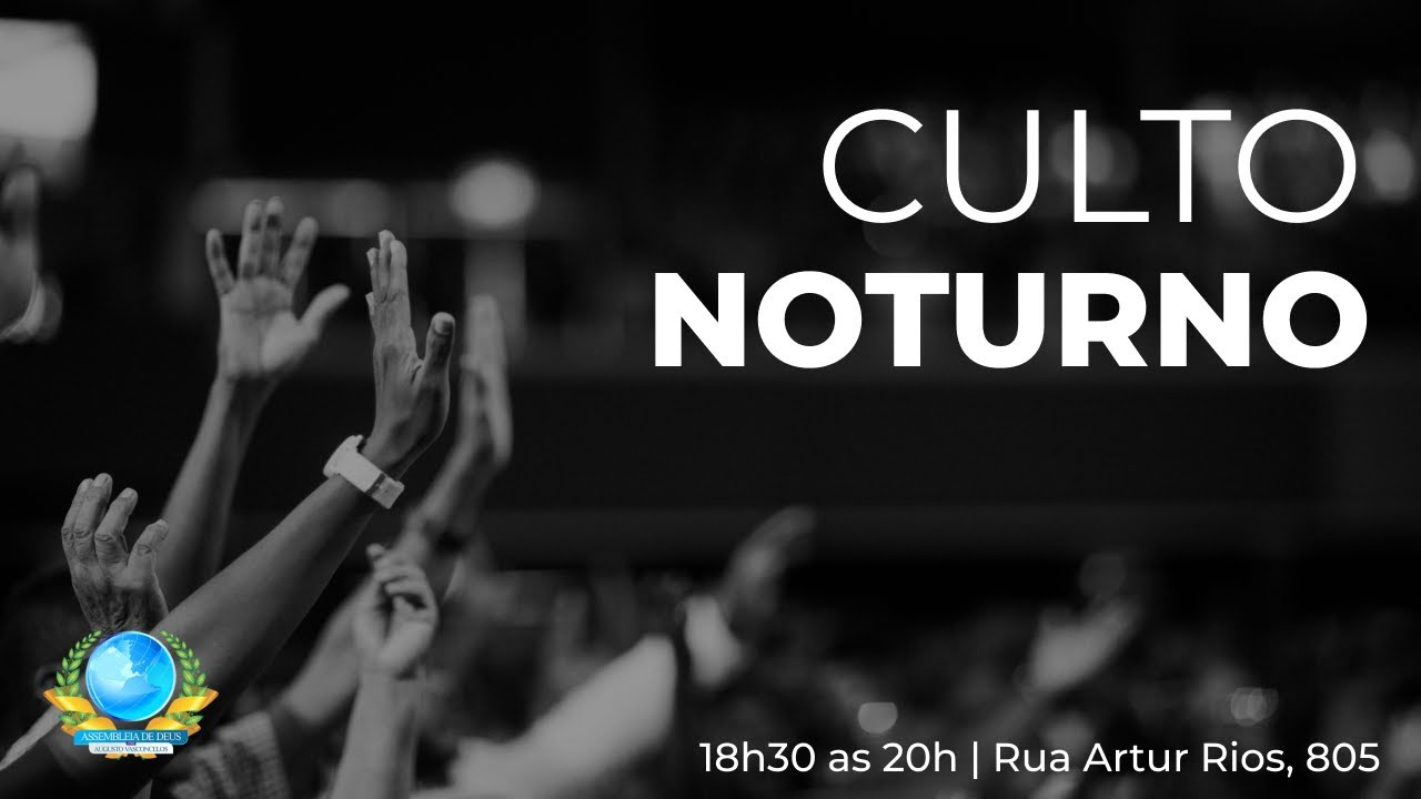 Download Live Culto Noturno - 18 de Julho de 2021