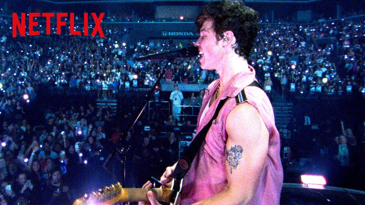 How Shawn Mendes Became a Songwriter | Shawn Mendes: In Wonder | Netflix Futures
