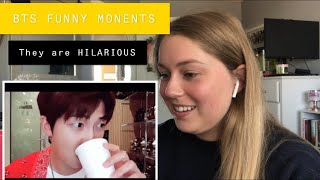 """Reaction to BTS """"Moments I Think About A lot"""""""