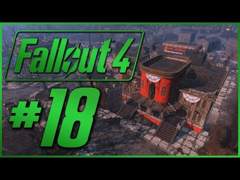 """The Unraveling of Zed in the Wasteland #18 - """"Showdown with Kellogg"""" - Fallout 4"""