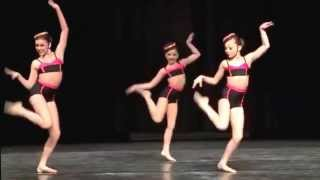 "Dance Moms Full Dance - Group Dance ""yum Yums"""