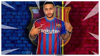 FC Barcelone - Qu'apporterait Memphis Depay au Barça? (Feat @Footb'OL)