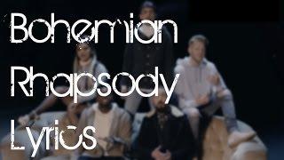 Bohemian Rhapsody「Pentatonix」[On Screen Lyrics]