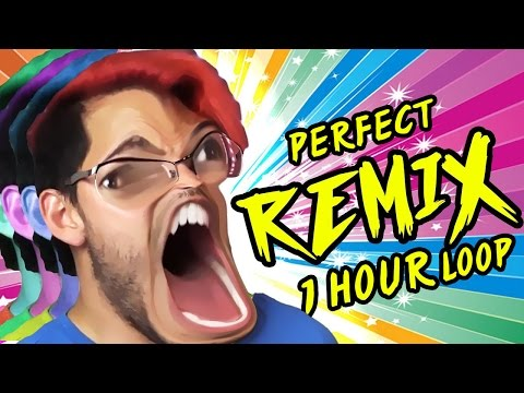 Markiplier Warm-Up REMIX! (1 HOUR Endless Loop) + MP3 Free download!