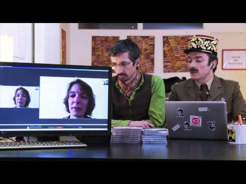 """Amaelle Guiton : """"Les hackers sont des acteurs des printemps arabes"""""""