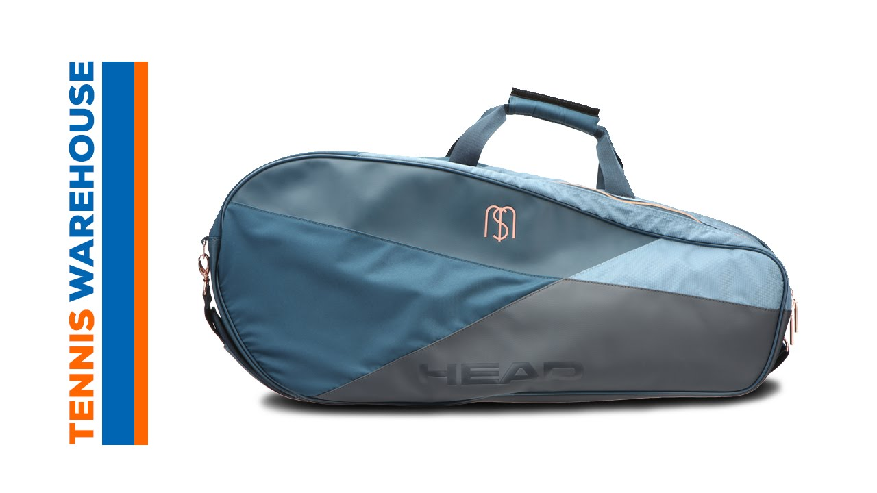Head Sharapova Series Combi Bag