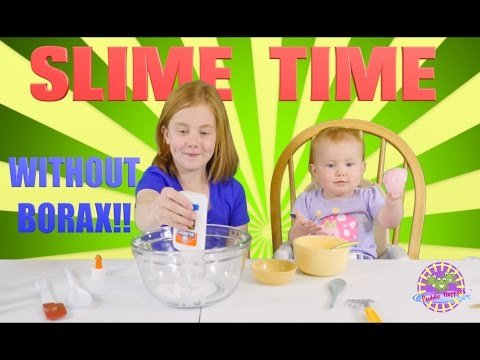 Download Youtube: BEST Kid friendly Slime! (BORAX FREE)  Fast, Easy, SAFE ~ DIY