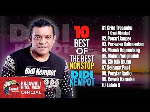 Didi Kempot - 10 Best Of The Best【Nonstop】Jawa Koplo - Full Album