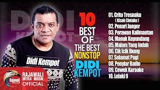 Didi Kempot 10 Best Of The Best Nonstop Jawa Koplo Full Album