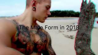 Male artwork bisexual Nude