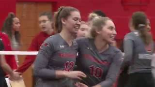 SEMO Volleyball | Redhawks defeat SIUE 3-1 - Nov. 2, 2018