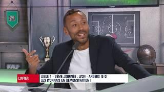 OL-Angers : Pour Diaz, Sylvinho a transformé Tousart