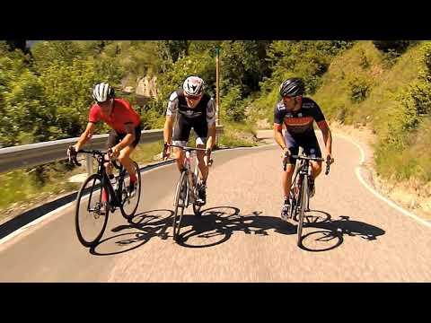 Pericopuerto La Gallina (Andorra) Et.20 de La Vuelta 2018 con Joaquim Rodríguez y Aleix Espargaró