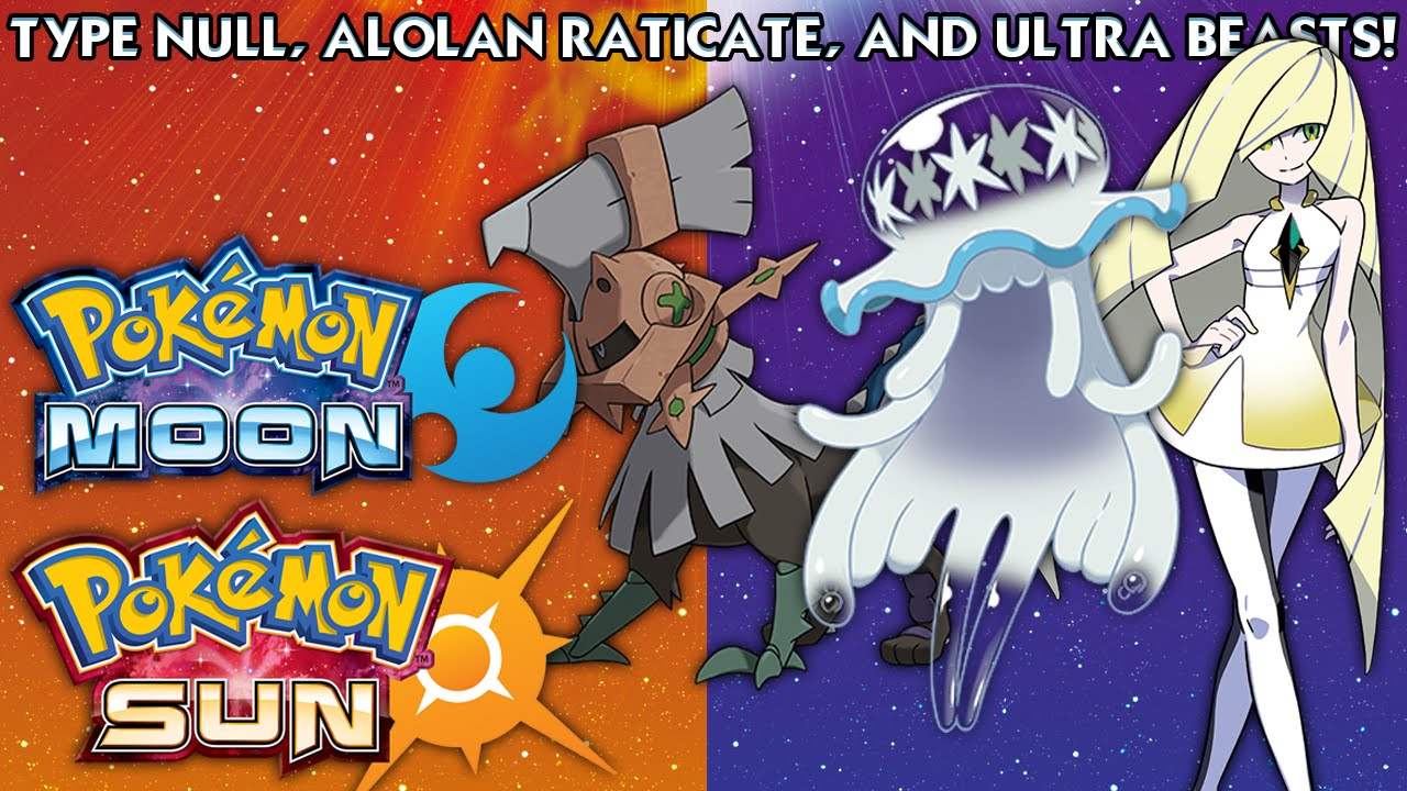 pokemon moon how to catch ultra beasts