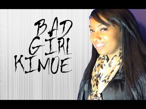 """Bitch better have skills """"Drill'Em"""" Ki Ki Monique Bad Gilrl Kimoe (BGK)"""