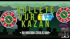 RULLETE VUR WL KAZAN! - Growtopia Türkçe