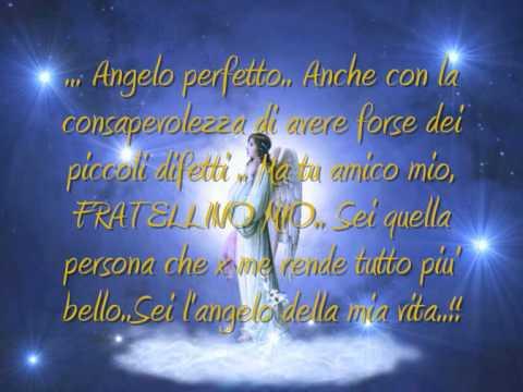 Famoso Buon Compleanno Fratellino mio!!! - YouTube EW58