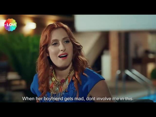 ask laftan anlamaz english subtitles episode 5 video, ask laftan