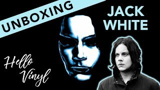 UNBOXING / Jack White - Boarding House Reach (vault package edition) / Hello Vinyl