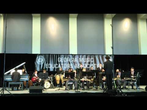 2012 GMEA All State Jazz Ensemble