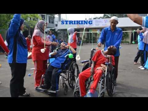 Motor Activities Training Program by Special Olympics Indonesia (SOIna)C Indonesia
