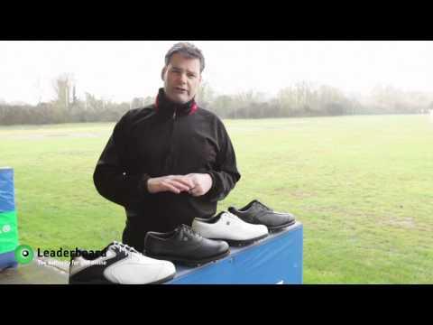 Graham Reviews FootJoy AQL Golf Shoes