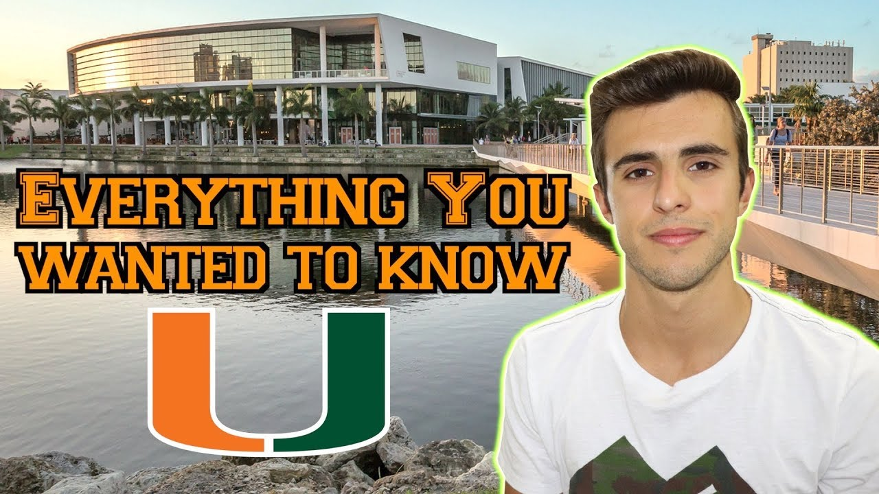 Q&A: EVERYTHING ABOUT THE UNIVERSITY OF MIAMI ANSWERED!