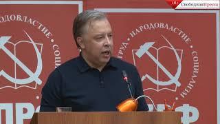 Смотреть видео Вадим Кумин о широкой коалиции и поддержке на выборах мэра Москвы онлайн