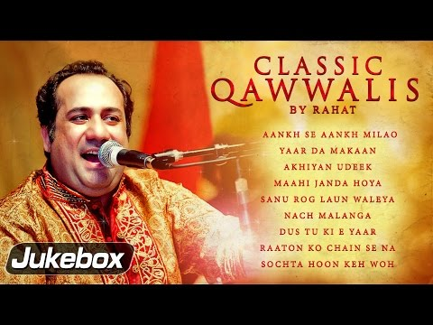 Classic Qawwalis by Rahat | Top Romantic...