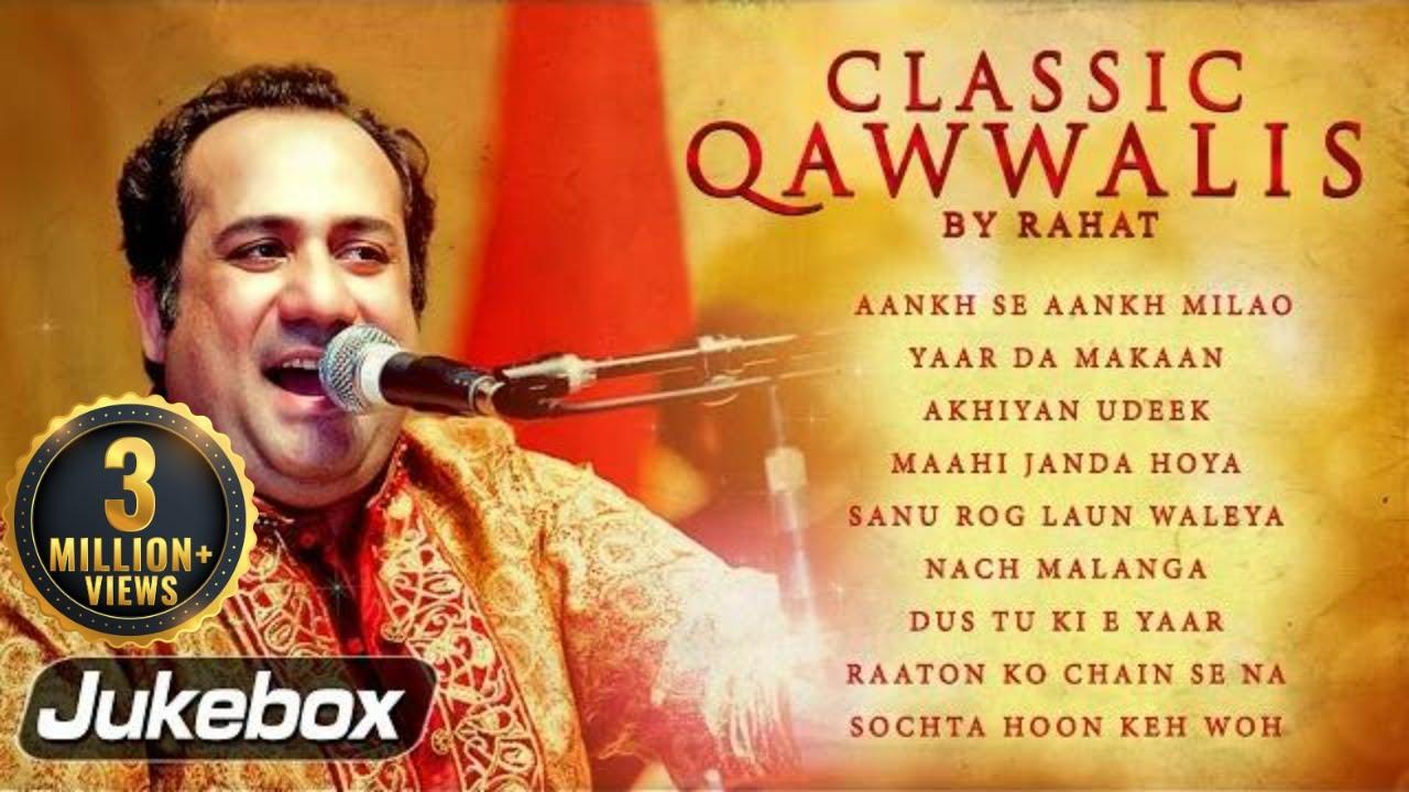 Download Classic Qawwalis by Rahat | Top Romantic Qawwalis | Rahat Fateh Ali Khan