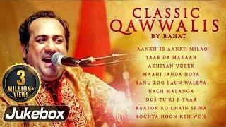 Download Classic Qawwalis by Rahat | Top Romantic Qawwalis | Rahat Fateh Ali Khan Mp3