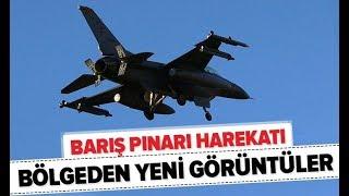 Son Dakika: Barış Pınarı Harekatı'ndan Yeni Görüntüler! / A Haber