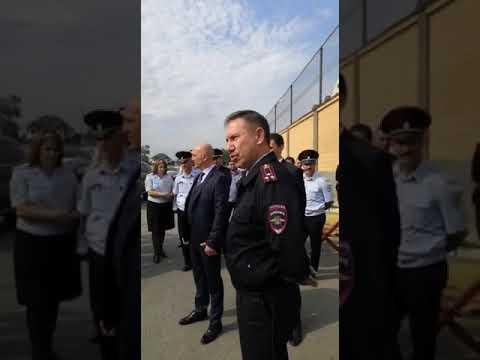 В Ингушетии полицейские отказались работать с новым начальником