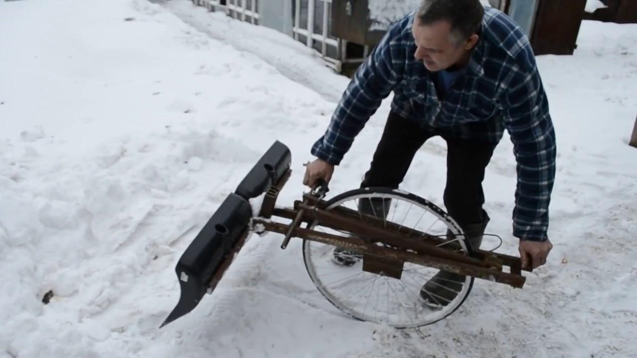 Лопата на колесах своими руками фото 621