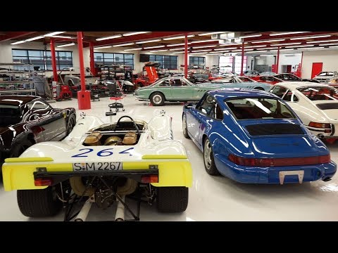 PCA Spotlight: A Porsche Sanctuary At Griot's Garage