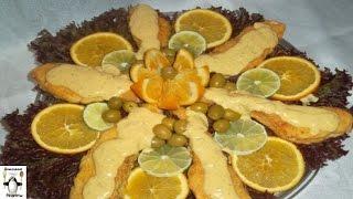 Вкусный рецепт семги. Семга в сливочно апельсиновом соусе