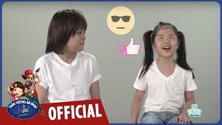 vietnam idol kids 2017 - anh em khoi  hien rat la yeu thuong nhau
