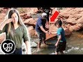 EMOTIONAL LAST DAY | Our Family Vacation Comes To An End With Amazing WaterFalls | PHILLIPS FamBam