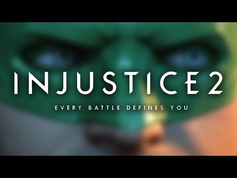 THIS GUY IS THE WORST DC SUPER HERO! - INJUSTICE 2 - [CHAPTER 4 - GREEN LANTERN]