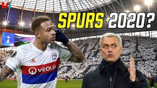 SPURS 2020: Memphis & Mourinho Herenigen: 'Die Twee Hebben Respect Voor Elkaar'