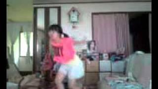 夢見る15歳の次に有頂天LOVEを続けて踊りました続きはマイ動画へ.