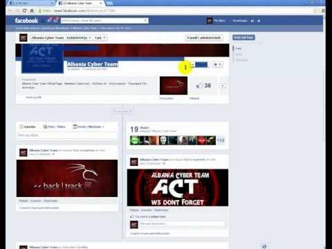Albania Cyber Team hacked 17 websites