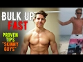 How To Bulk Up For Skinny Guys (CLEAN VS DIRTY BULK TO GAIN MASS FAST)