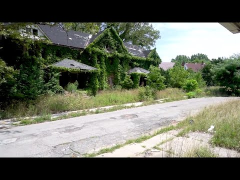 The Place Where Women go Missing | Dangerous Neighborhood of Abandoned Houses
