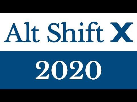 Alt Shift X 2020