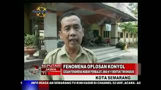 Download Video Fenomena Oplosan Konyol Cegah Fenomena Mabuk Pembalut, SMA 11 Bentuk Tim Khusus MP3 3GP MP4