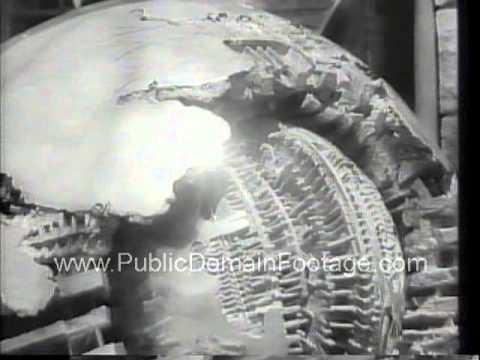 Famous Joseph Hurshorn art collection gifted to the United States public domain newsreel